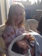 future babysitter Mia